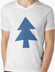 Dipper Hat T-Shirt Mens V-Neck T-Shirt