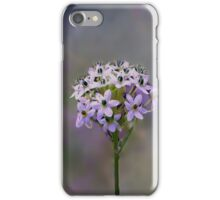 Purple Iphone Flower iPhone Case/Skin