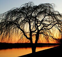 Merrimack River Sunset by RCRimagery