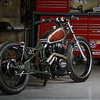 Evolution Retro Jap' Bobber by HoskingInd