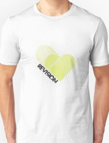 Retro Heart Tee Revision Apparel Unisex T-Shirt