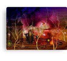 Elemental Magic Canvas Print