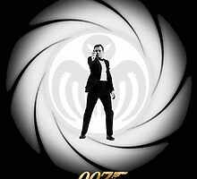 spectre james bond 007 spiral paterns by genovevaryanmcg