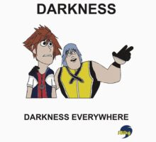 DARKNESS! Everywhere by SonicBlueSky