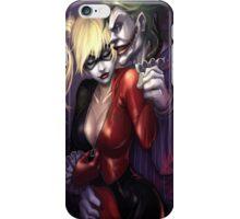 Harley Quinn And Joker Mad Love iPhone Case/Skin