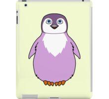 Light Purple Baby Penguin iPad Case/Skin