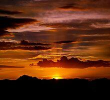 Golden Sunrise  by Saija  Lehtonen