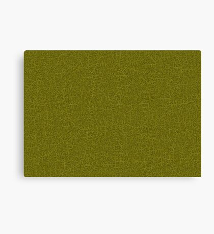 Faux Leather II Canvas Print