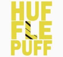 Hufflepuff by Trisha Bagby