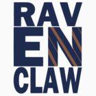Ravenclaw by Trisha Bagby