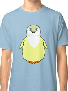 Light Yellow Baby Penguin Classic T-Shirt