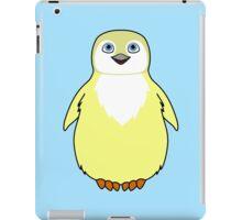 Light Yellow Baby Penguin iPad Case/Skin