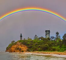 """Rainbow Over The Rip"" by Phil Thomson IPA"