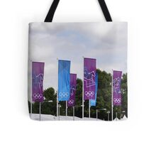 Eventing Banners Tote Bag