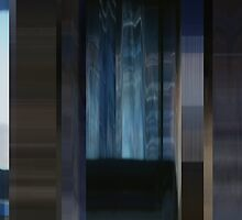 Moviebarcode: To Each His Own Cinema (2007) Segment: One Fine Day by moviebarcode
