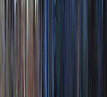 Moviebarcode: Jurassic Park (1993) by moviebarcode