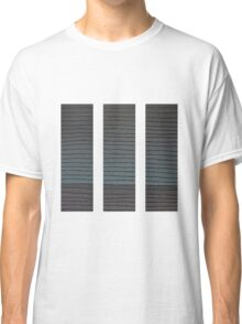 The Greyscale Collection no.6 Triptych Classic T-Shirt