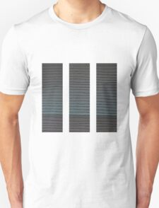 The Greyscale Collection no.6 Triptych T-Shirt