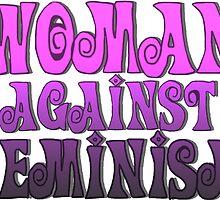 Female Anti-Feminist by MsMisanthropist