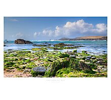 Treyarnon Bay Photographic Print