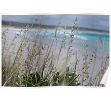 Fourths Beach ~ Esperance WA Poster