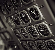 Concorde Controls by Delfino