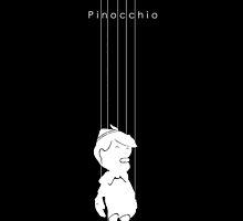 Pinocchio by CitronVert