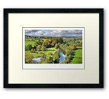 Ludlow Framed Print
