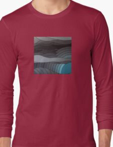 The Greyscale Collection no.5 Long Sleeve T-Shirt