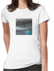 The Greyscale Collection no.5 Womens Fitted T-Shirt