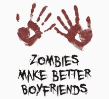 Zombie Boyfriend by Vigilantees .