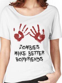 Zombie Boyfriend Women's Relaxed Fit T-Shirt