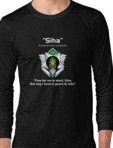 ME2 - Siha Long Sleeve T-Shirt