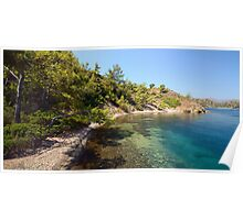 Aegean Nature Poster