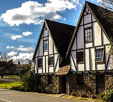 Cottages by lordstyrax