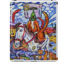 Neddy Roo On Horsey Two Shoes iPad Case/Skin
