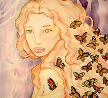 Migration Memories by Amanda Christine Shelton