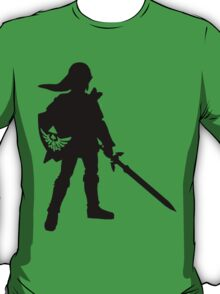 The Legend of Zelda Link Silhouette T-Shirt