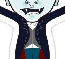 Kid Vampire Sticker