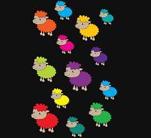 Colourful sheep T-Shirt