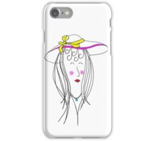 Yellow Ribbon iPhone Case/Skin