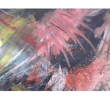 Abstract Painting 015 Photographic Print