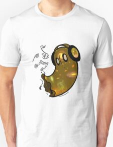 Music Lover: Nabstablook (Yellow) T-Shirt