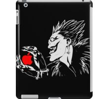 Weakness of Ryuk (Parody) iPad Case/Skin