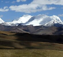 Himalayan Panoramic by PerkyBeans