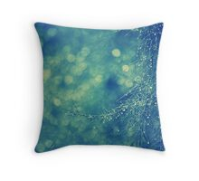 Christmas in July Throw Pillow