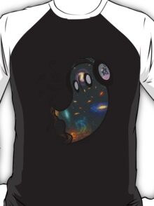 Music Lover: Napstablook (Black) T-Shirt