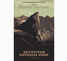 Auyuittuq National Park poster Classic T-Shirt