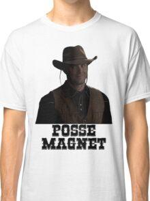 Supernatural - Dean Winchester - Posse Magnet Classic T-Shirt