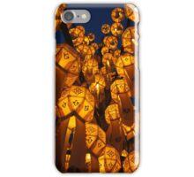 Bright Lanterns iPhone Case/Skin